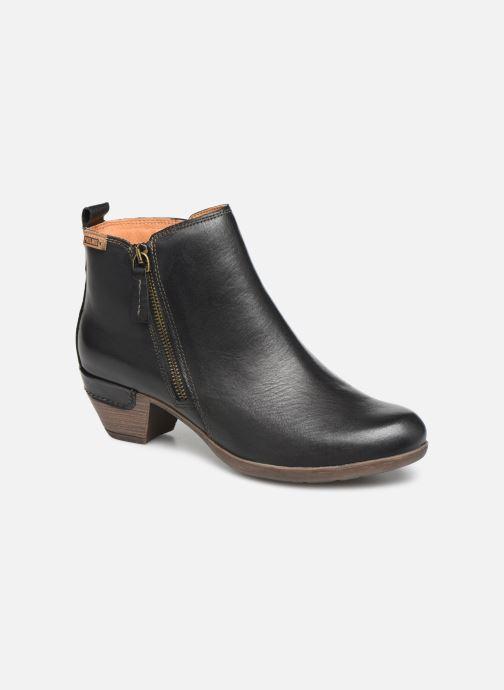 Boots en enkellaarsjes Pikolinos Rotterdam 902-8900 Zwart detail
