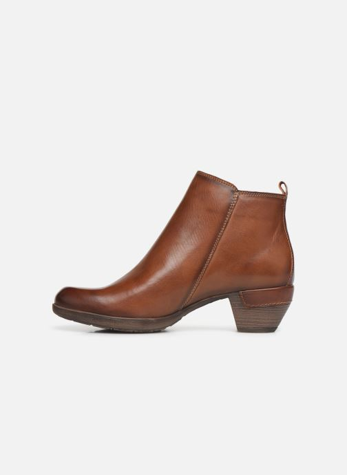 Bottines et boots Pikolinos Rotterdam 902-8900 Marron vue face