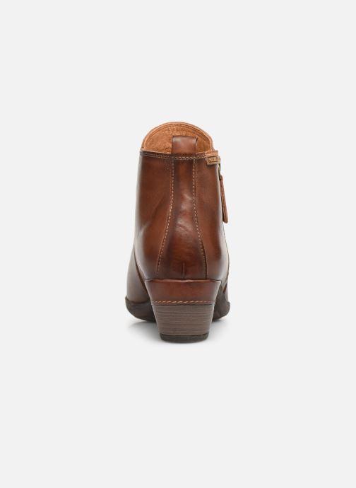 Bottines et boots Pikolinos Rotterdam 902-8900 Marron vue droite