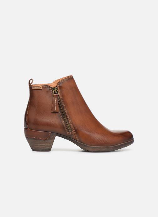 Boots en enkellaarsjes Pikolinos Rotterdam 902-8900 Bruin achterkant