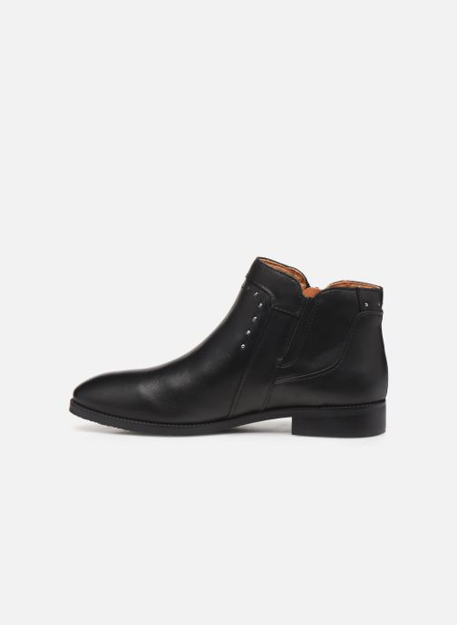 Ankle boots Pikolinos Royal W4D-8415 Black front view