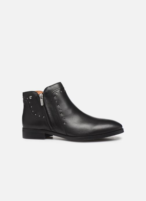 Ankle boots Pikolinos Royal W4D-8415 Black back view
