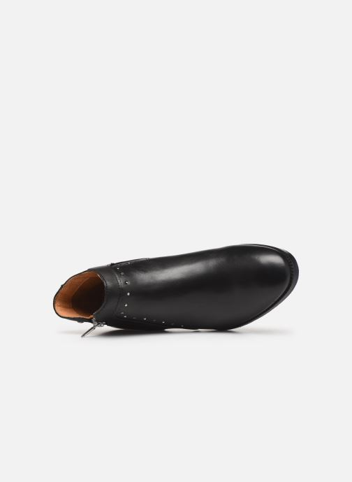 Boots en enkellaarsjes Pikolinos Royal W4D-8415 Zwart links