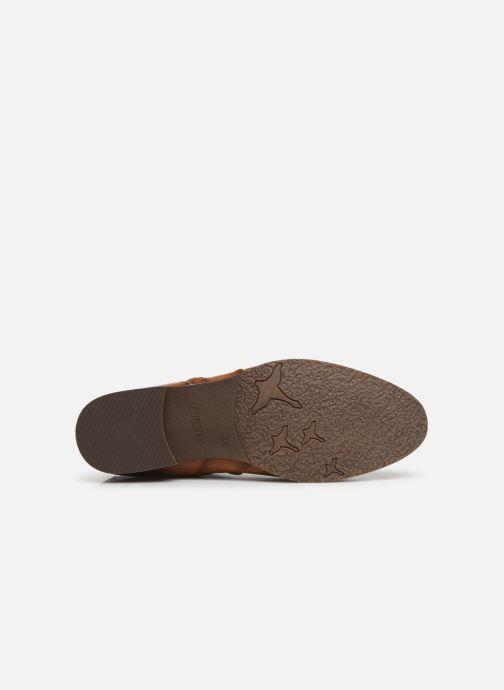 Bottines et boots Pikolinos Royal W4D-8415 Marron vue haut