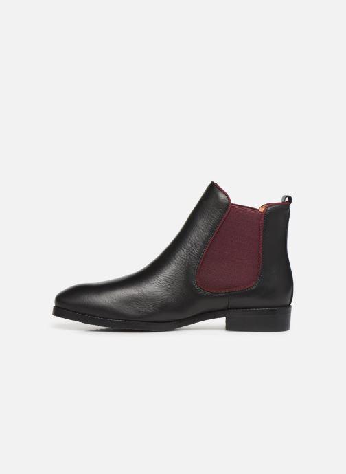 Bottines et boots Pikolinos Royal W4D-8637ST Noir vue face