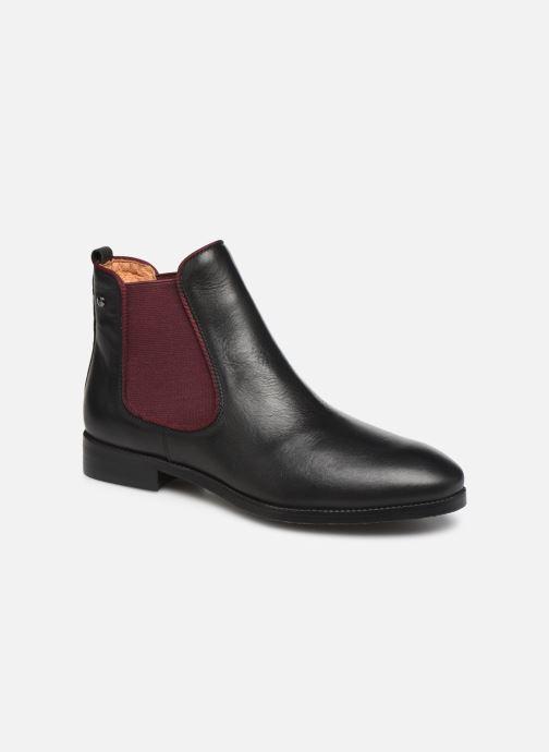 Bottines et boots Pikolinos Royal W4D-8637ST Noir vue détail/paire