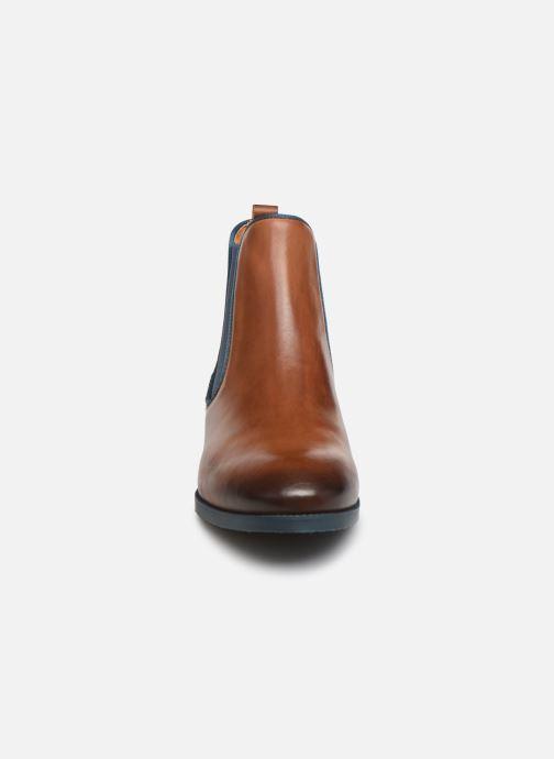 Bottines et boots Pikolinos Royal W4D-8637ST Marron vue portées chaussures
