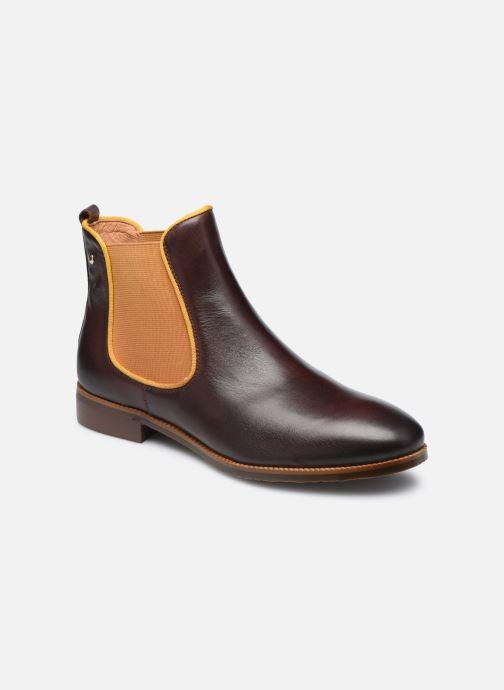 Stiefeletten & Boots Pikolinos Royal W4D-8637ST braun detaillierte ansicht/modell