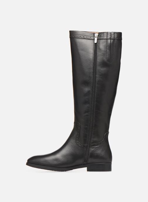 Støvler & gummistøvler Pikolinos Royal W4D-9635C1 Sort se forfra