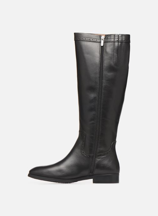 Boots & wellies Pikolinos Royal W4D-9635C1 Black front view