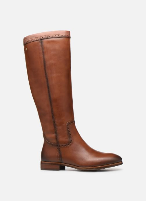 Boots & wellies Pikolinos Royal W4D-9635C1 Brown back view