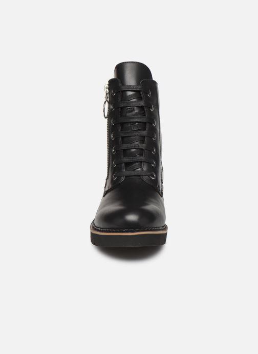Boots en enkellaarsjes Pikolinos Vicar W0V-8610 Zwart model
