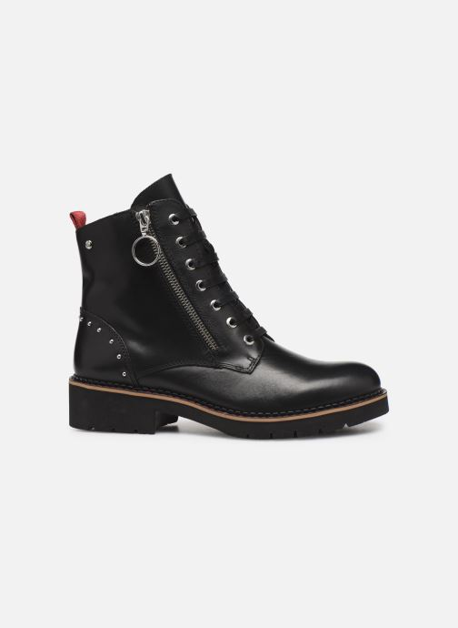 Boots en enkellaarsjes Pikolinos Vicar W0V-8610 Zwart achterkant