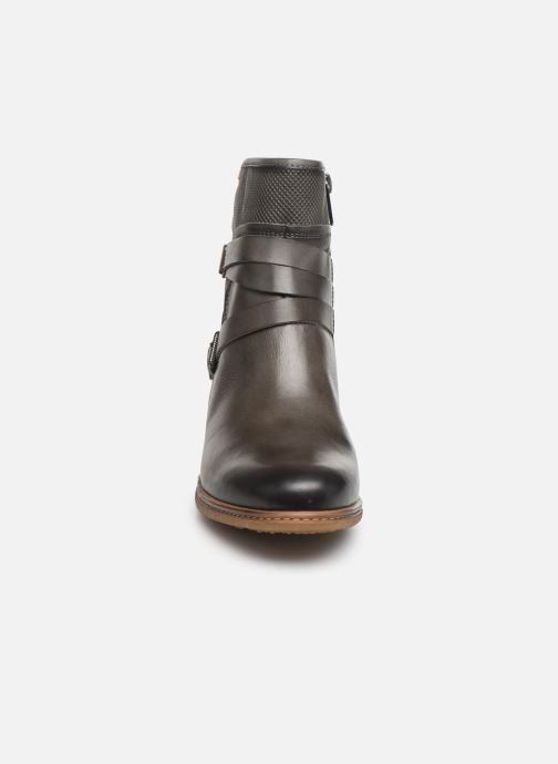 Ankle boots Pikolinos Zaragoza W9H-8907 Grey model view