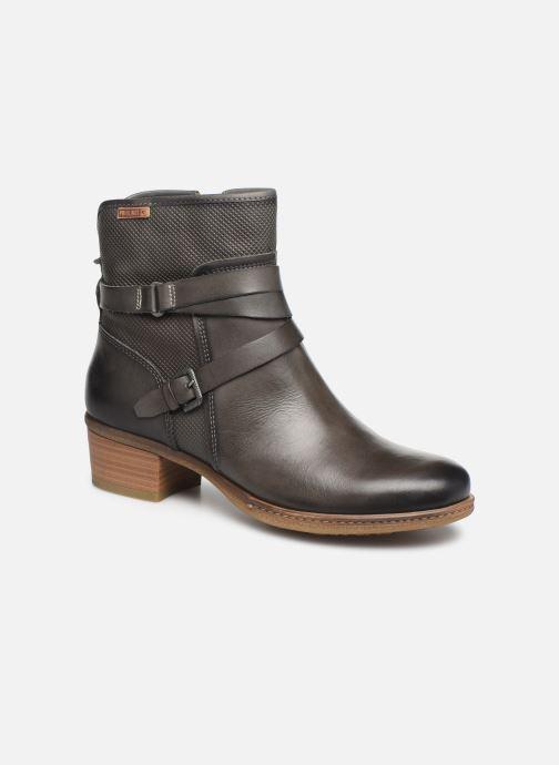 Bottines et boots Pikolinos Zaragoza W9H-8907 Gris vue détail/paire