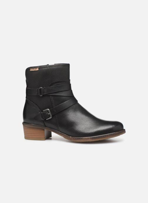 Boots en enkellaarsjes Pikolinos Zaragoza W9H-8907 Zwart achterkant