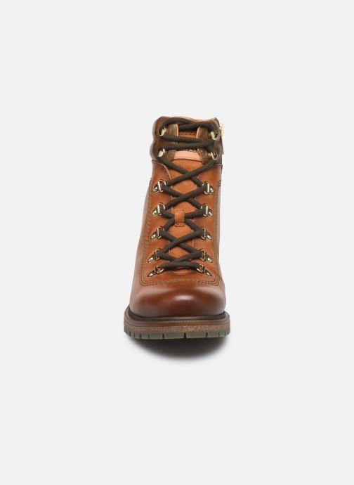 Bottines et boots Pikolinos Aspe W9Z-8634C1 Marron vue portées chaussures