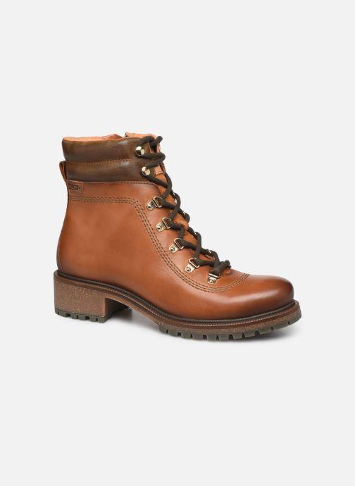 Bottines et boots Pikolinos Aspe W9Z-8634C1 Marron vue détail/paire