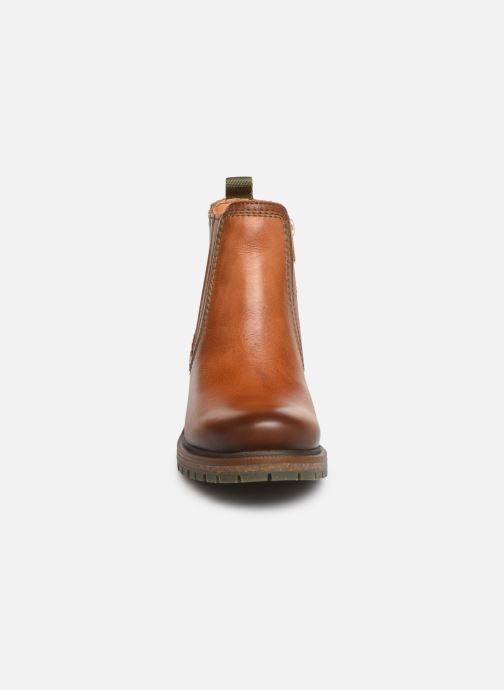 Ankle boots Pikolinos Aspe W9Z-8633 Brown model view