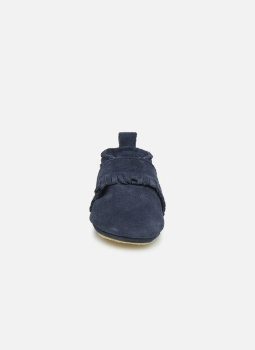 Slippers Patt'touch Maxence Slipper Blue model view