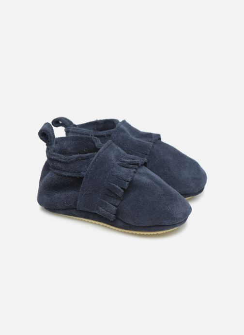 Slippers Patt'touch Maxence Slipper Blue detailed view/ Pair view