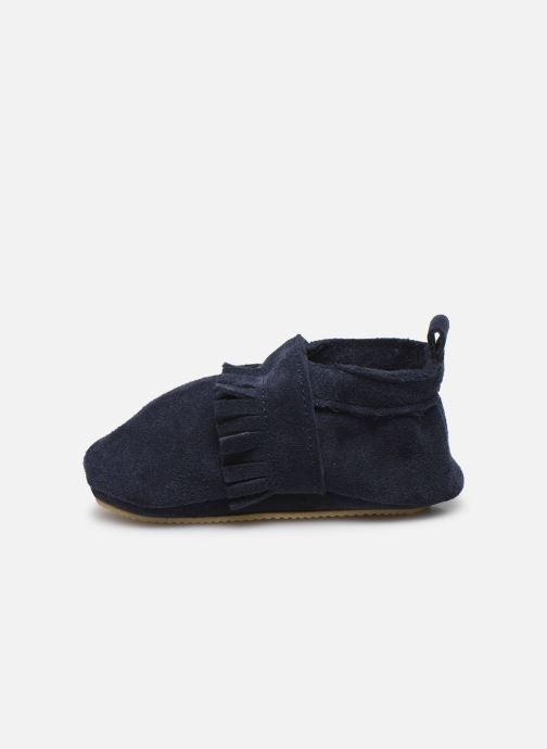 Pantoffels Patt'touch Maxence Slipper Blauw voorkant