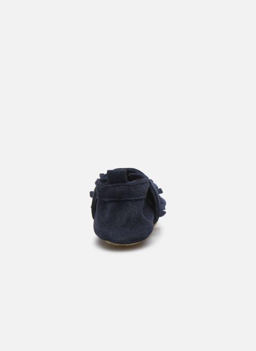Pantoffels Patt'touch Maxence Slipper Blauw rechts