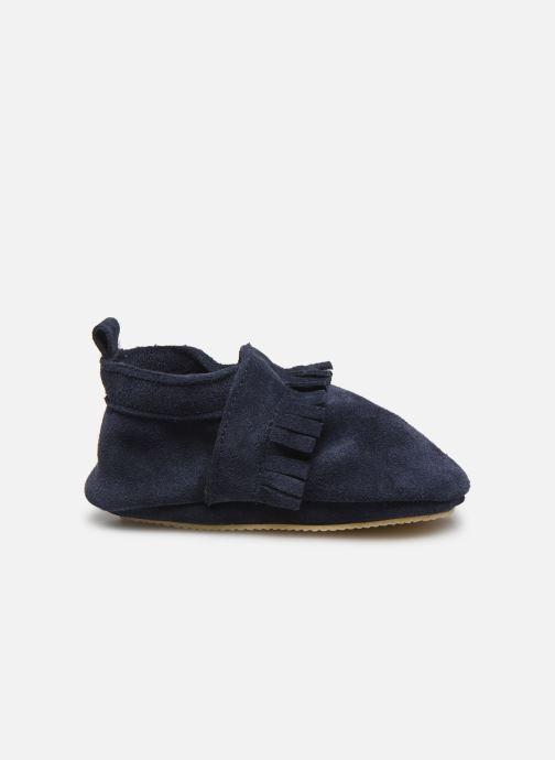 Pantoffels Patt'touch Maxence Slipper Blauw achterkant