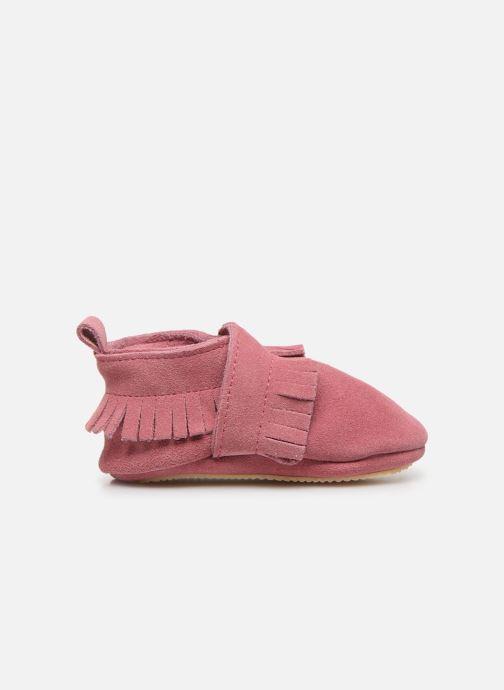 Pantoffels Patt'touch Maxence Slipper Roze achterkant