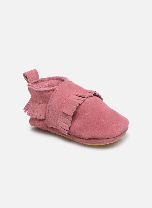 Hausschuhe Patt'touch Maxence Slipper rosa detaillierte ansicht/modell