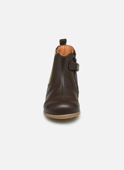 Botines  Patt'touch Mahe Boots Marrón vista del modelo