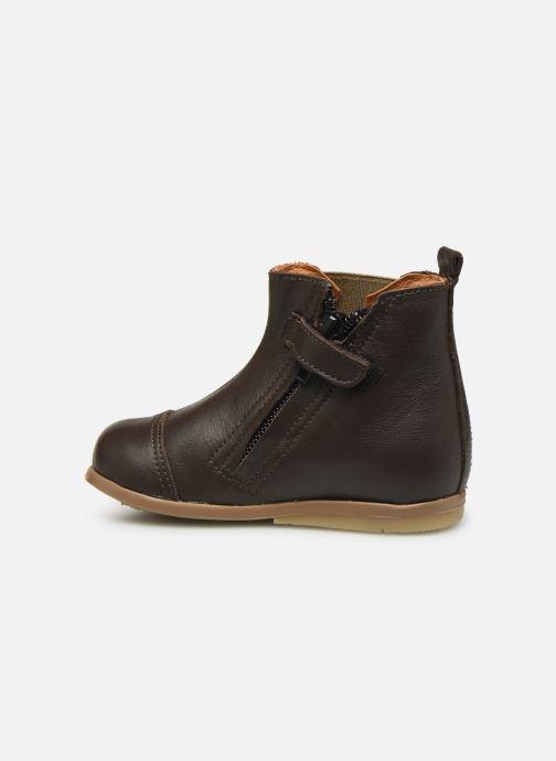 Botines  Patt'touch Mahe Boots Marrón vista de frente