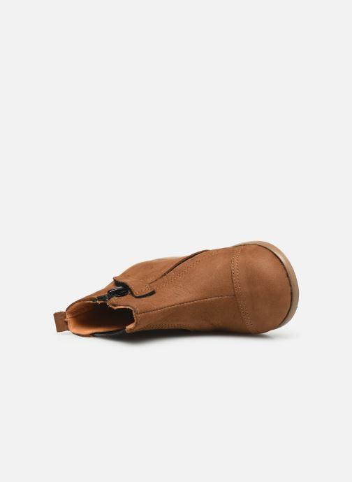 Botines  Patt'touch Mahe Boots Marrón vista lateral izquierda