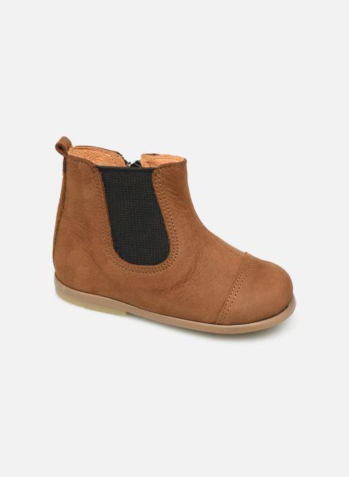 Botines  Patt'touch Mahe Boots Marrón vista de detalle / par
