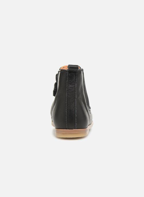 Bottines et boots Patt'touch Mahe Boots Noir vue droite