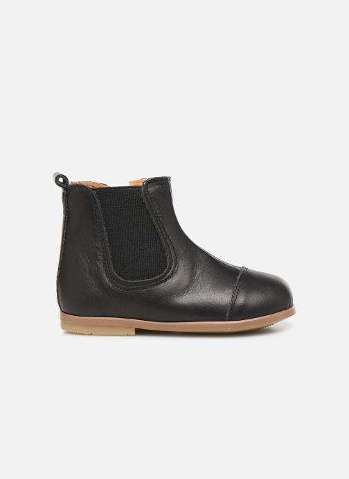 Bottines et boots Patt'touch Mahe Boots Noir vue derrière