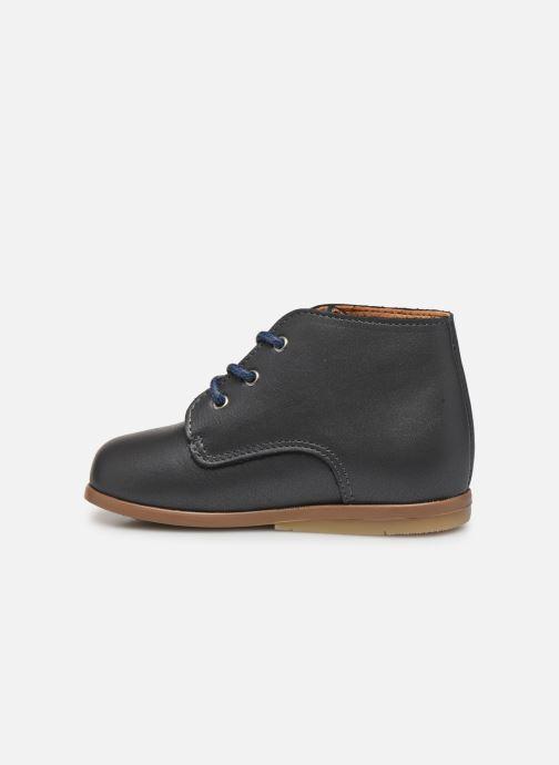 Boots en enkellaarsjes Patt'touch Désiré Derby Grijs voorkant