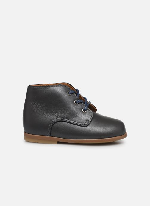 Boots en enkellaarsjes Patt'touch Désiré Derby Grijs achterkant