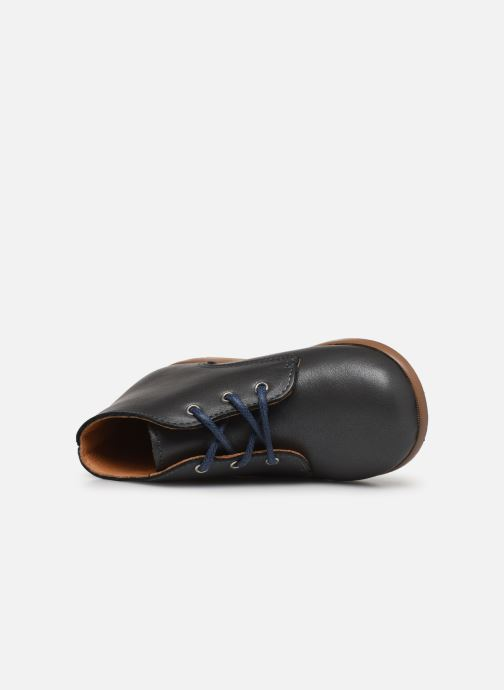Boots en enkellaarsjes Patt'touch Désiré Derby Grijs links