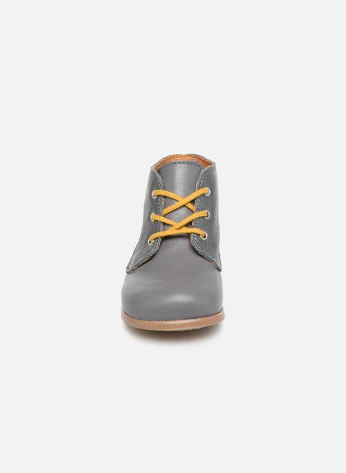 Ankle boots Patt'touch Désiré Derby Grey model view