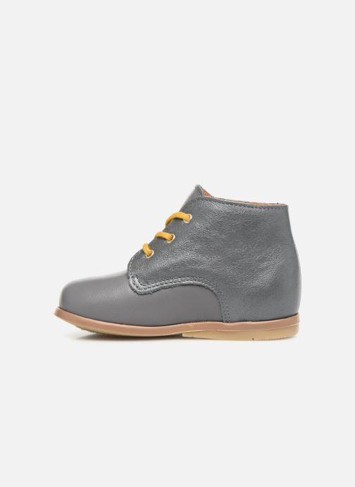 Ankle boots Patt'touch Désiré Derby Grey front view