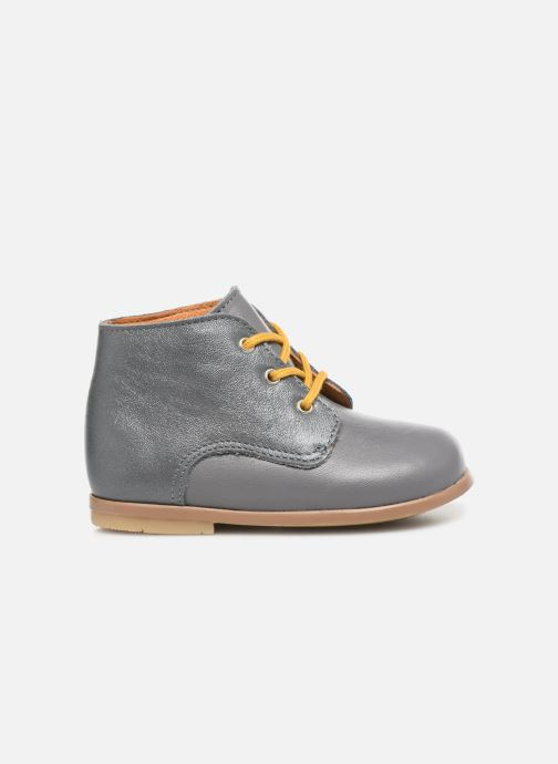 Ankle boots Patt'touch Désiré Derby Grey back view