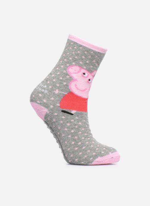 Chaussettes et collants Disney Chaussons Chaussettes Pepa Pig Rose vue détail/paire