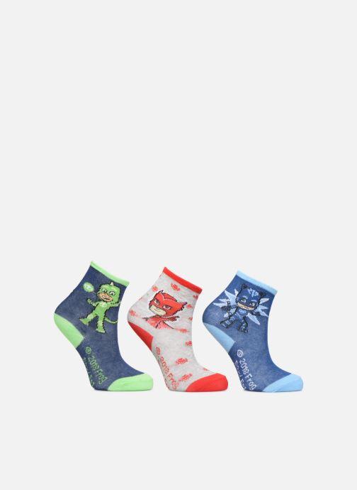 Strømper og tights Disney Chaussettes PJMask Lot de 3 Blå detaljeret billede af skoene