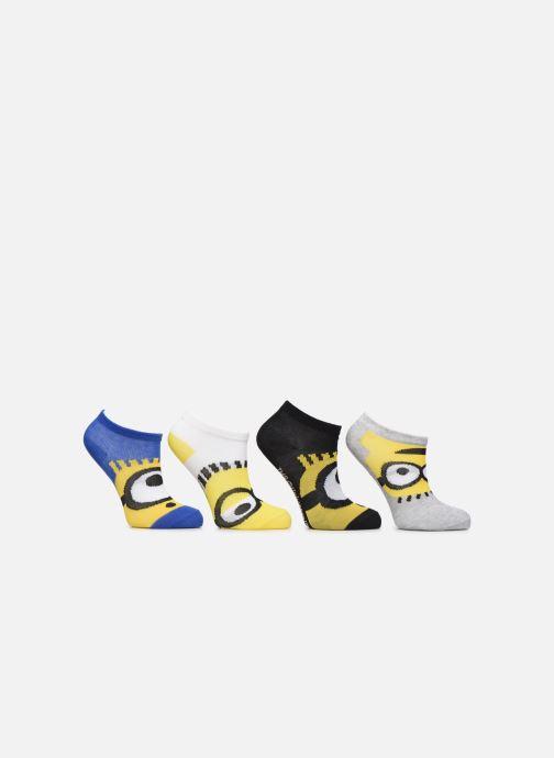 Socks & tights Disney Socquettes Minions Lot de 4 Multicolor detailed view/ Pair view