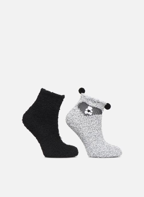 Socks & tights Disney Chaussettes intérieur Lulu Castagnette Lot de 2 Black detailed view/ Pair view