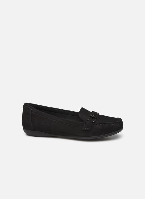 Loafers Geox D ANNYTAH MOC Black back view