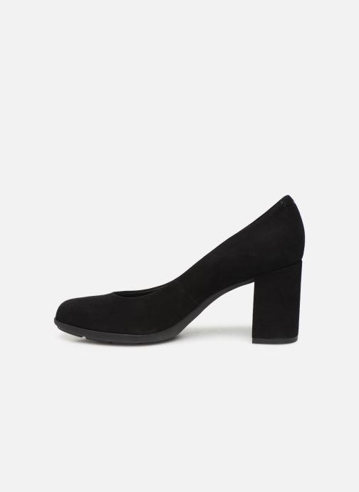 Zapatos de tacón Geox D NEW ANNYA Negro vista de frente