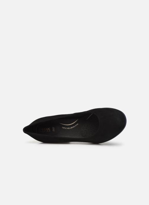 Zapatos de tacón Geox D NEW ANNYA Negro vista lateral izquierda