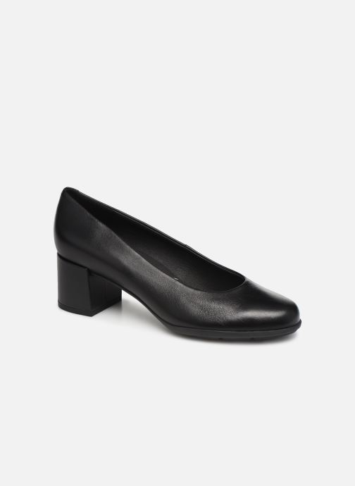 High heels Geox D NEW ANNYA MID Black detailed view/ Pair view